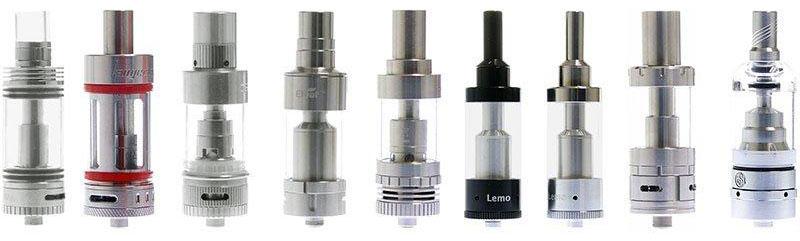 atomizador para cigarro eletrônico