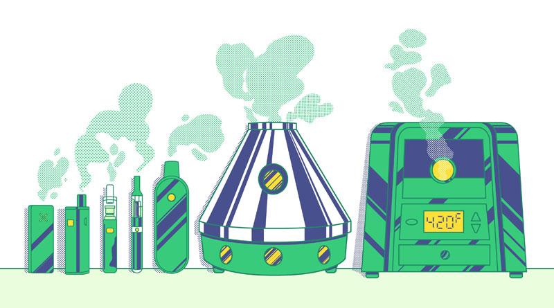 Como funciona o vaporizador de ervas