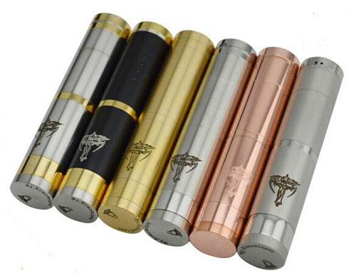 bateria para cigarro eletrônico - Mods mecânicos