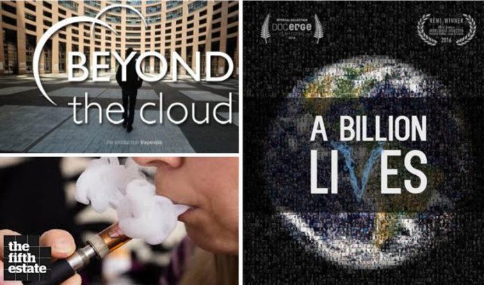 Os 5 melhores documentários sobre cigarro eletrônico