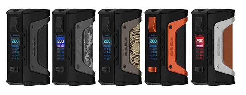 Melhores e mais vendidos Box Mod para Cigarro Eletrônico - Geekvape Aegis Legend