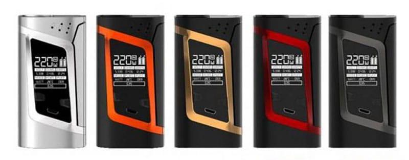 Melhores e mais vendidos Box Mod para Cigarro Eletrônico - SMOK Alien