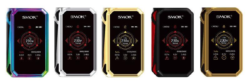 Melhores e mais vendidos Box Mod para Cigarro Eletrônico - SMOK G Priv 2