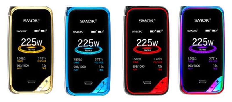Melhores e mais vendidos Box Mod para Cigarro Eletrônico - SMOK X Priv