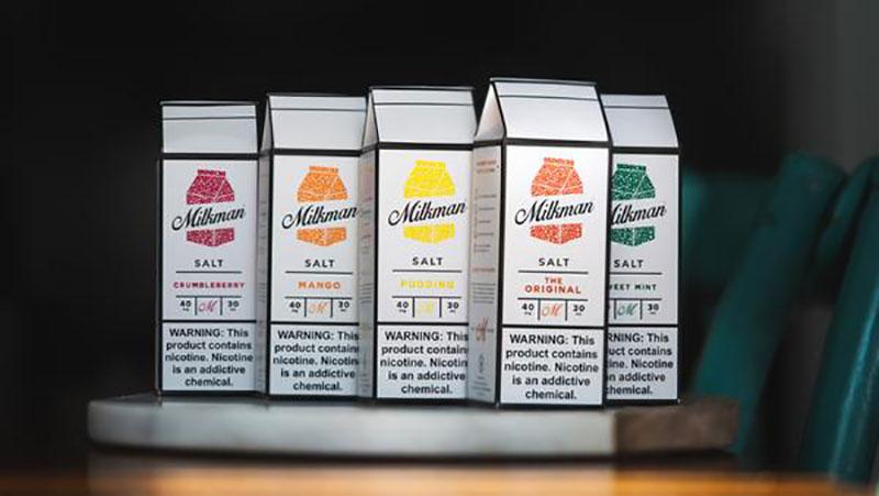 Milkman Salt