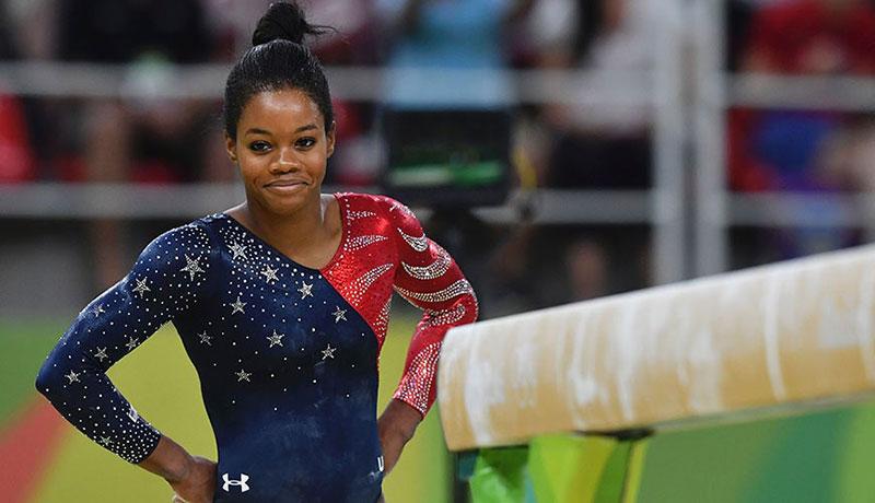 Por que atletas estão usando CBD para melhorara o desempenho - Gabby Douglas