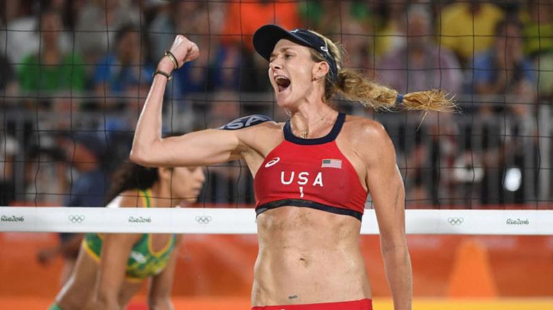 Por que atletas estão usando CBD para melhorara o desempenho - Kerri Walsh