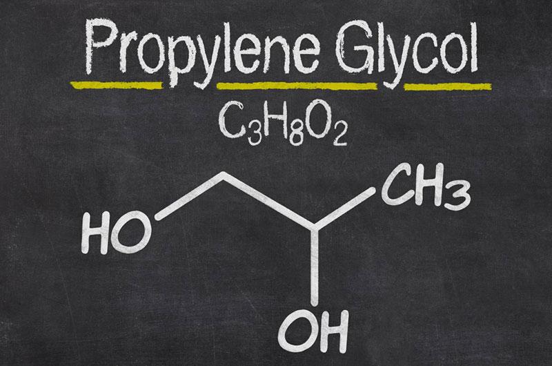 Propilenoglicol dos e-líquidos para vape mata bactérias segundo estudos