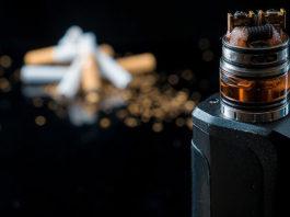 O vapor do vape contém monóxido de carbono