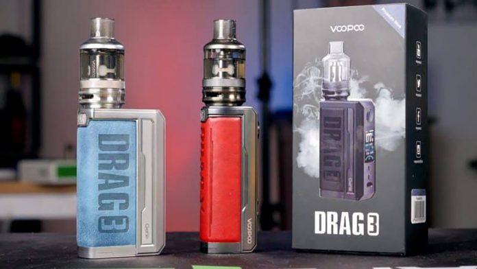 Vale a pena comprar o vape Voopoo Drag 3? | Review
